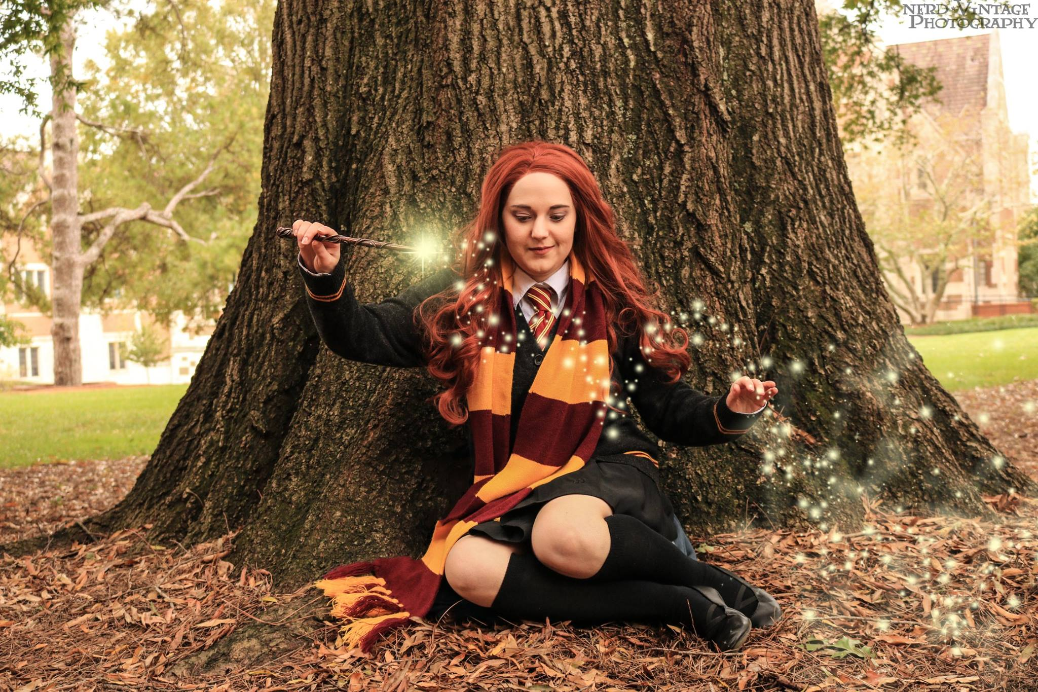 ginny weasley harry potter rattle the stars studio